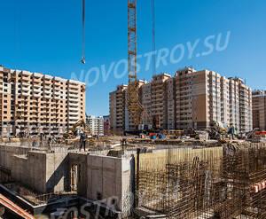 ЖК «Новое Янино»: ход строительства корпуса В