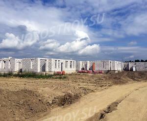 Малоэтажный ЖК «Петровская мельница»: ход строительства корпуса К