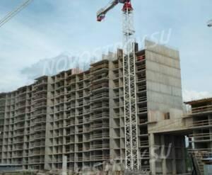 ЖК «Морошкино»: ход строительства 1 очереди