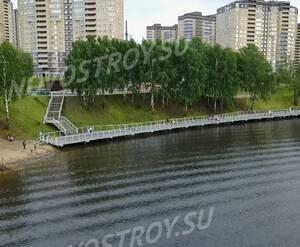 ЖК «Московские Водники»: общий вид