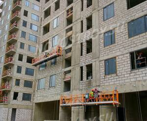 ЖК «Город на Реке Тушино-2018»: ход строительства квартала 2