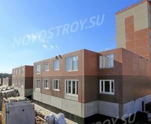 ЖК «Государев дом»: ход строительства корпуса 17