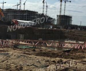 ЖК «Испанские кварталы»: ход строительства корпуса 10.2
