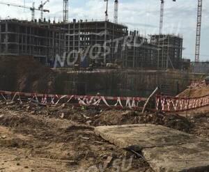 ЖК «Испанские кварталы»: ход строительства корпуса 10.3