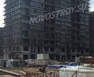 ЖК «Испанские кварталы»: ход строительства корпуса 12.2