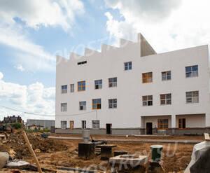 ЖК «Бунинские луга»: ход строительства поликлиники