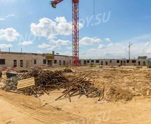 ЖК «Микрорайон «Бутово»: ход строительства корпуса 31.1