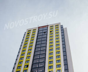 ЖК «Ярославский»: ход строительства корпуса 30