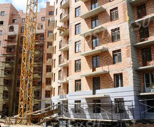 ЖК «Пятницкие кварталы»: ход строительства дома 17