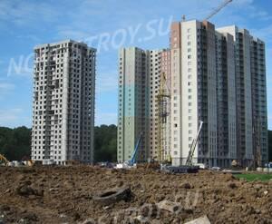 ЖК «Мир Митино»: ход строительства корпуса 10,10.1