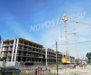 ЖК «Новые Островцы»: ход строительства