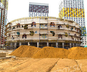 ЖК «Варшавское Шоссе 141»: ход строительства детского сада