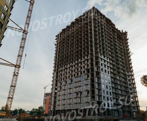 ЖК «Лефортово Парк»: ход строительства корпуса 1