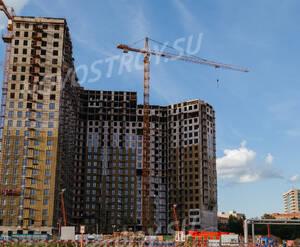 ЖК «Лефортово Парк»: ход строительства корпуса 3