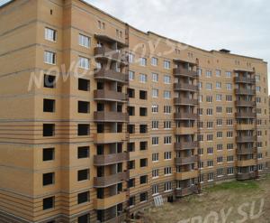 ЖК «Новоснегирёвский»: ход строительства корпуса 17