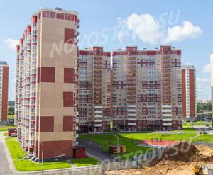 ЖК «Восточное Бутово»: ход строительства корпуса 27