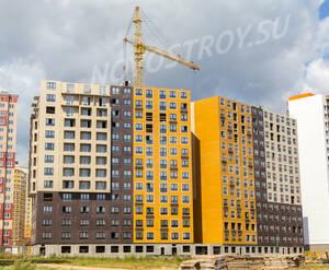 ЖК «Восточное Бутово»: ход строительства корпуса 30