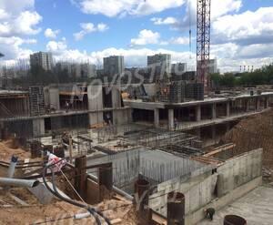 ЖК «Поколение»: ход строительства корпуса 3