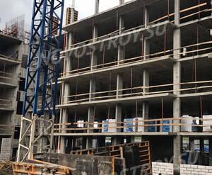 Малоэтажный ЖК «Андерсен»: ход строительства 5 очереди