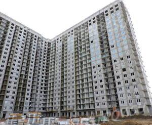 ЖК UP-квартал «Новое Тушино»: ход строительства корпуса 1