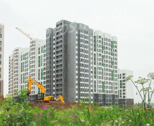 ЖК «Жемчужина Зеленограда»: ход строительства корпуса 3