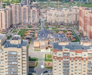 ЖК «Лукино-Варино»: ход строительства
