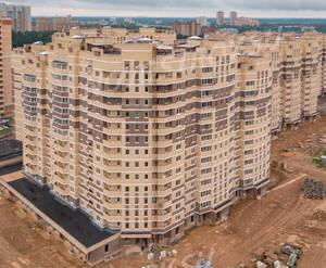 ЖК «Новое Пушкино»: ход строительства корпуса 10