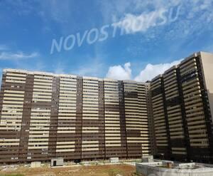 ЖК «Новокосино-2»: ход строительства корпуса 3