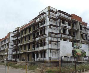 ЖК «Митино Дальнее»: ход строительства дома 11