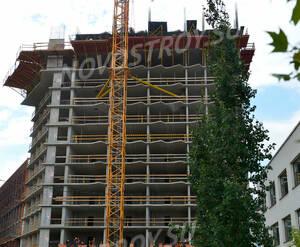 ЖК «Невский»: ход строительства корпуса 4