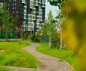 ЖК «Wellton Park Новая Сходня»: благоустройство