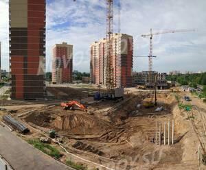 ЖК «Столичный»: ход строительства корпуса 3