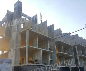 Малоэтажный ЖК «Сказка»: ход строительства корпуса 47