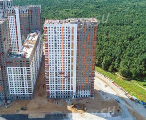 ЖК «Оранж Парк»: ход строительства корпуса 1
