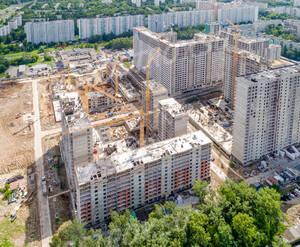 МФК «Летний сад»: ход строительства