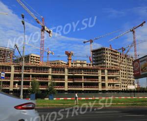 МФК «ВТБ Арена Парк»: с официального форума ВТБ Арена Парк