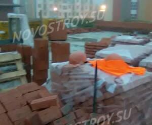 Малоэтажный ЖК «Город Детства»: ход строительства корпуса 3 из группы дольщиков