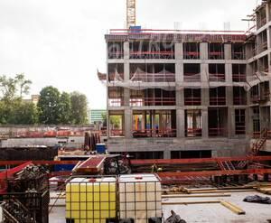 МФК «Искра-Парк»: ход строительства