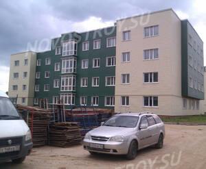 Малоэтажный ЖК «Болтино»: ход строительства корпуса 4