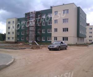 Малоэтажный ЖК «Болтино»: ход строительства корпуса 5