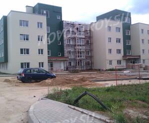 Малоэтажный ЖК «Болтино»: ход строительства корпуса 5.1