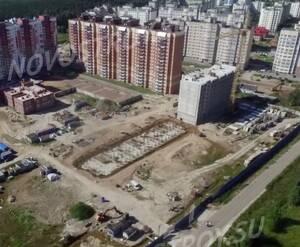 ЖК «Олимп» (Всеволожск): ход строительства