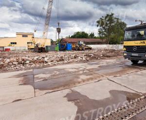 ЖК «Петровский Квартал на воде»: ход строительства корпуса 1