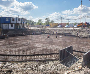 ЖК «Планетоград»: ход строительства корпуса 1