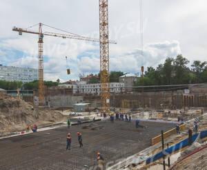 ЖК «Черняховского 19»: ход строительства корпуса 2