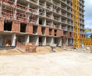 ЖК «Аннино Парк»: ход строительства корпуса 1
