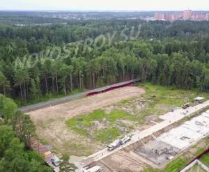 Малоэтажный ЖК «Грибовский лес»: скриншот с видео на сайте Youtube.com