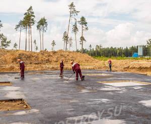 ЖК «Лесобережный»: ход строительства дома 28