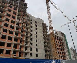 ЖК «Вернисаж»: ход строительства дома 8