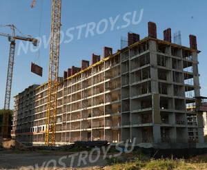 ЖК «Саларьево Парк»: ход строительства корпуса 7.2
